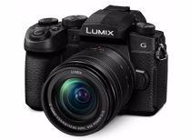 Panasonic systeemcamera Lumix DC-G90 12-60mm f/3.5-5.6 Zwart