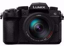 Panasonic systeemcamera Lumix DC-G90 14-140mm f/3.5-5.6 Zwart