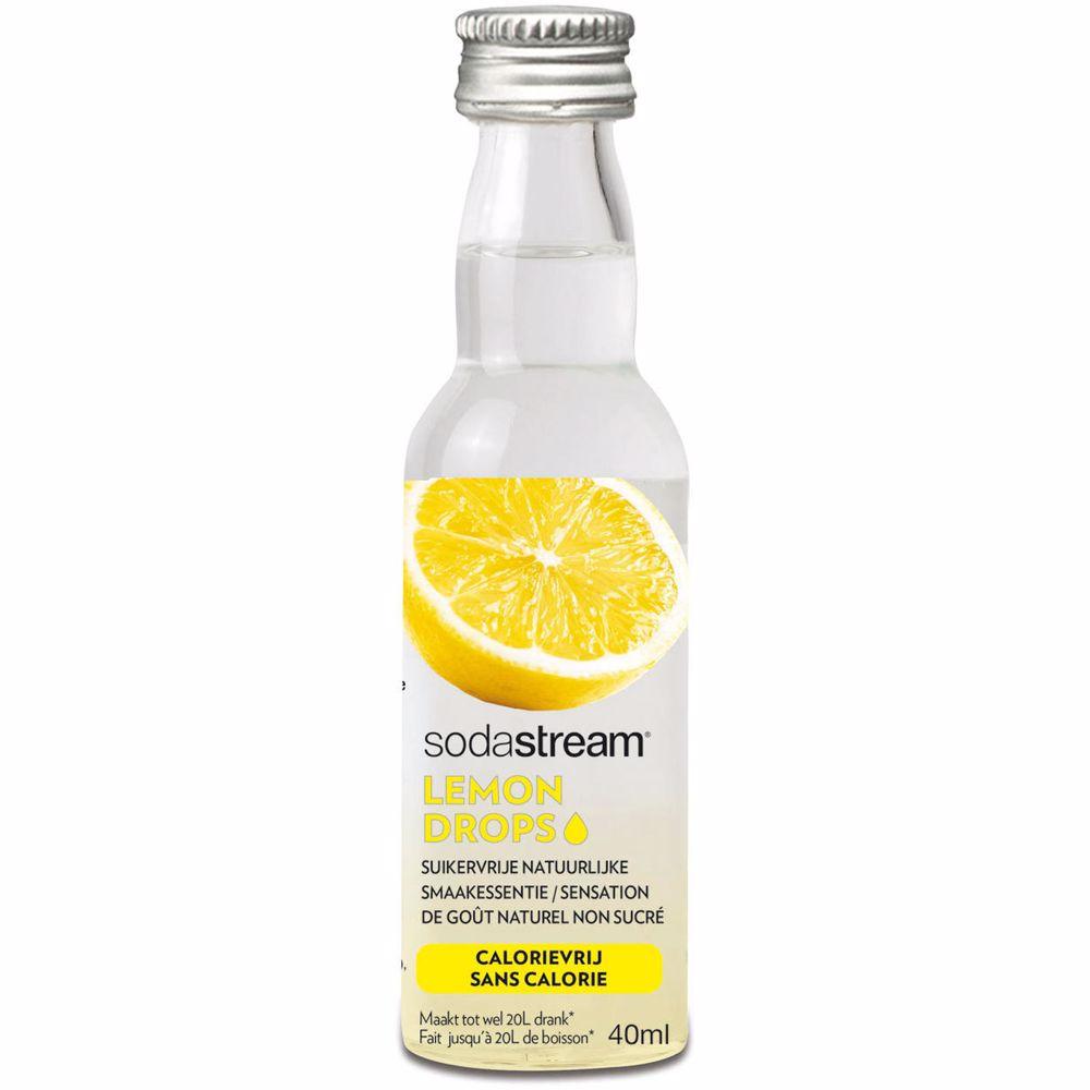 SodaStream siroop Fruit Drops Lemon 40 ml