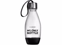 Sodastream fles My Only Bottle (Zwart)