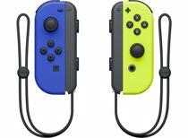 Nintendo Switch controllerset Joy-Con (Blauw/Geel)
