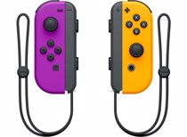 Nintendo Switch controllerset Joy-Con (Paars/Oranje)