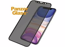 Panzerglass screenprotector iPhone XR/11 Privacy filter