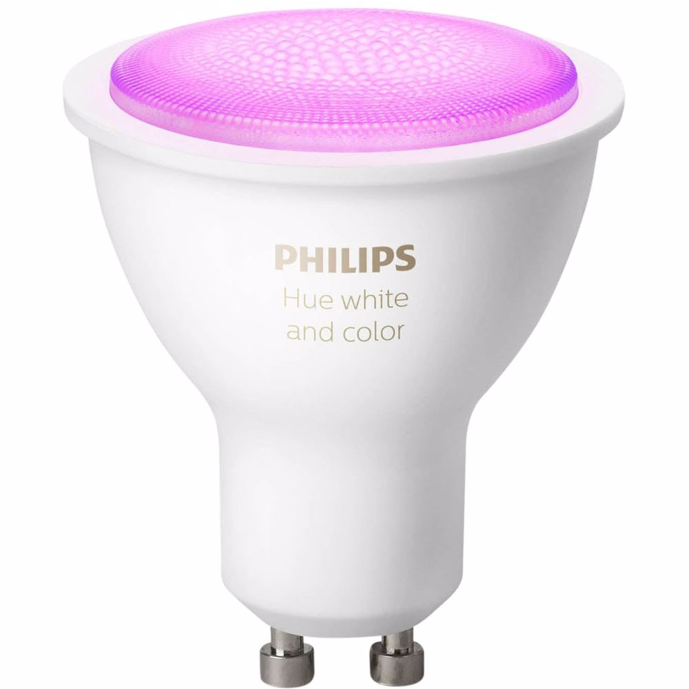 Philips Hue White & Color Ambiance GU10 Bluetooth