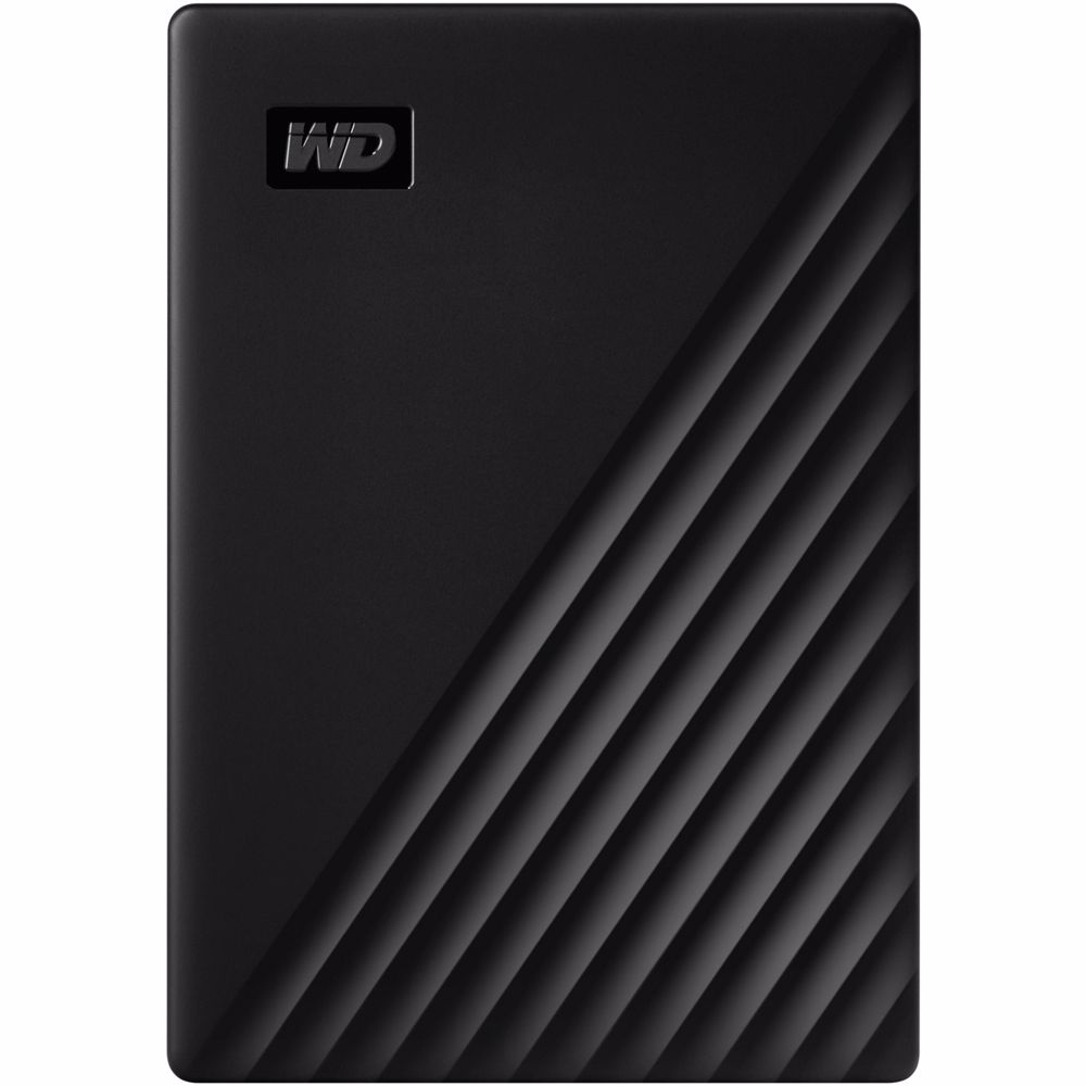 "Western Digital 2,5"" ext. HDD My Passport 2TB (Zwart)"