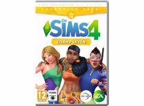 De Sims 4 Eiland leven PC (Expansion Pack)(Code in a Box)