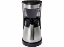Melitta koffiezetapparaat Easy II Top Therm (Zilver)