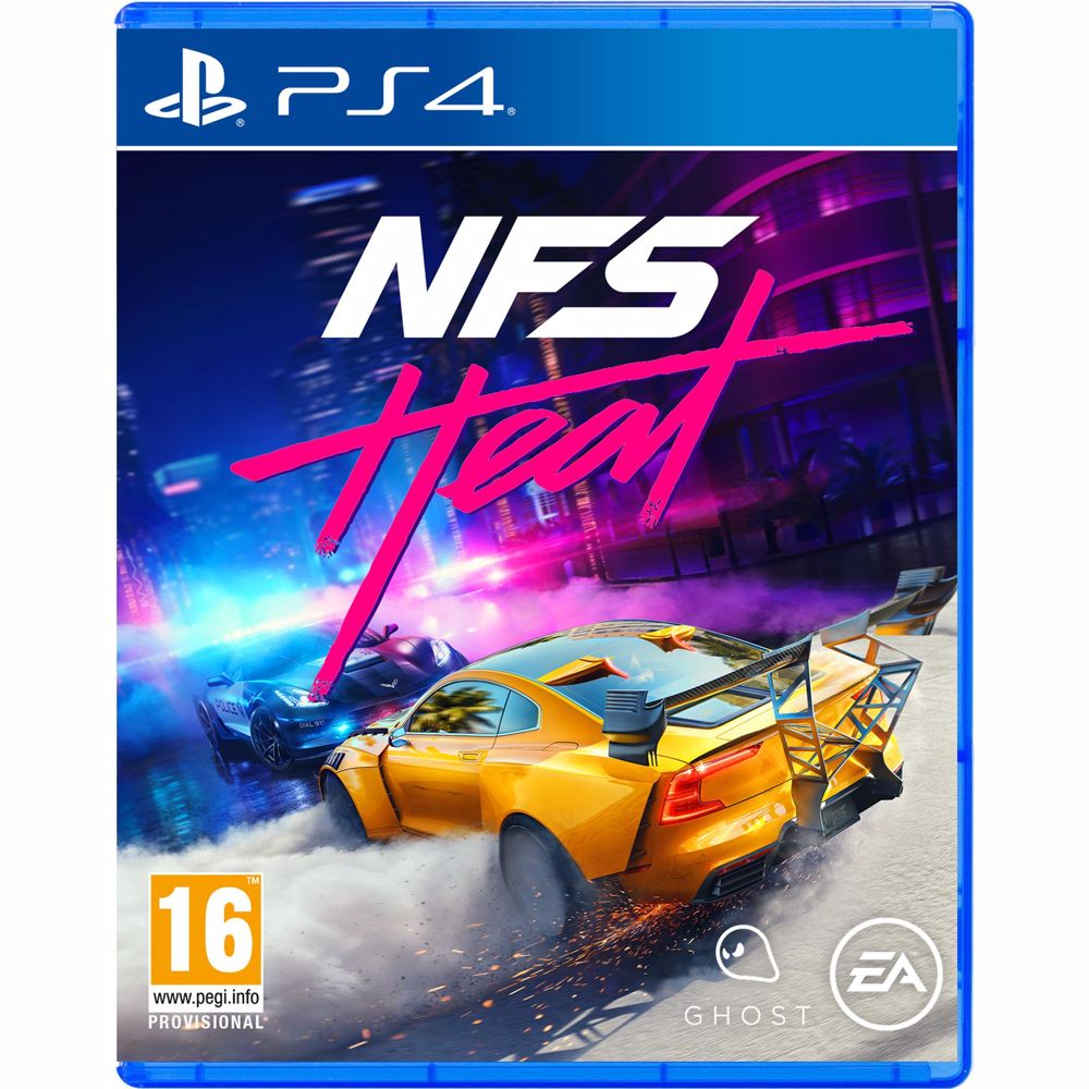 Need for Speed - Heat PS4