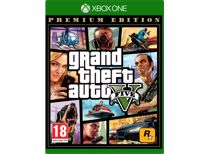 GTA V Premium Edition Xbox One