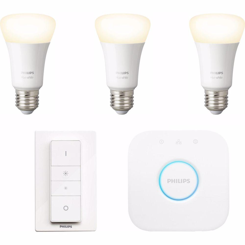 Philips Hue White E27 Bluetooth Starterkit