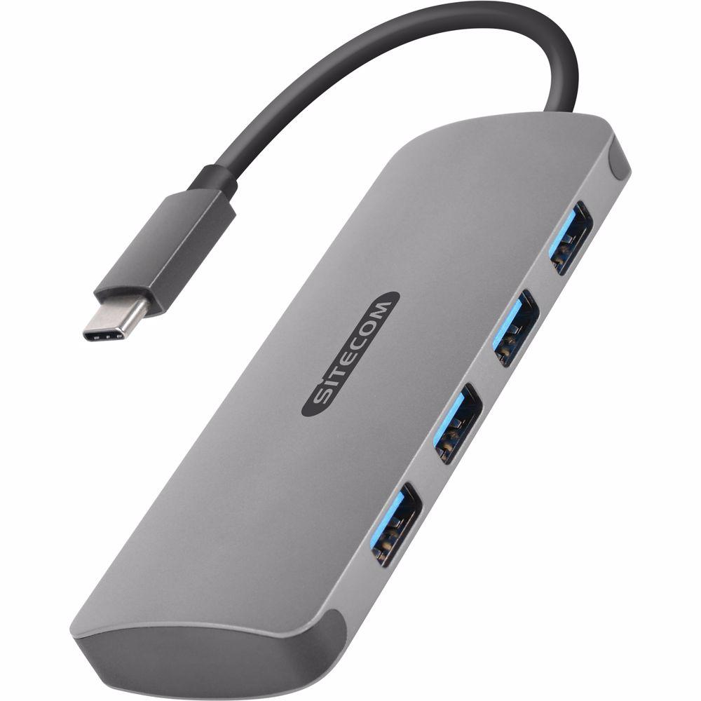 Sitecom CN-383 USB-C Hub