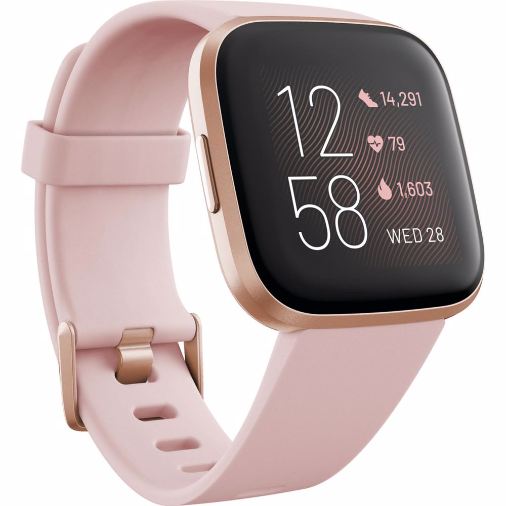 Fitbit smartwatch Versa 2 (Roze)