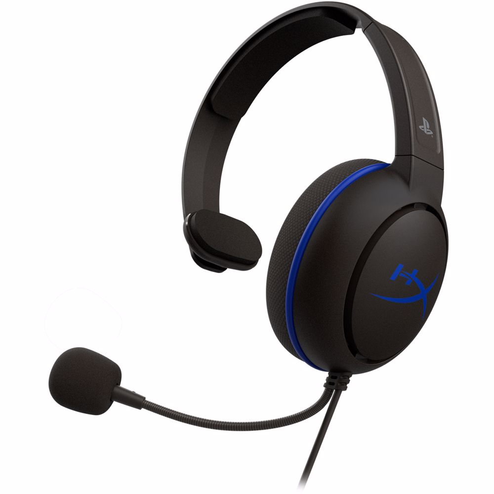 HyperX gaming headset Cloud Chat PS4