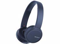Sony draadloze hoofdtelefoon WHCH510 (Blauw)