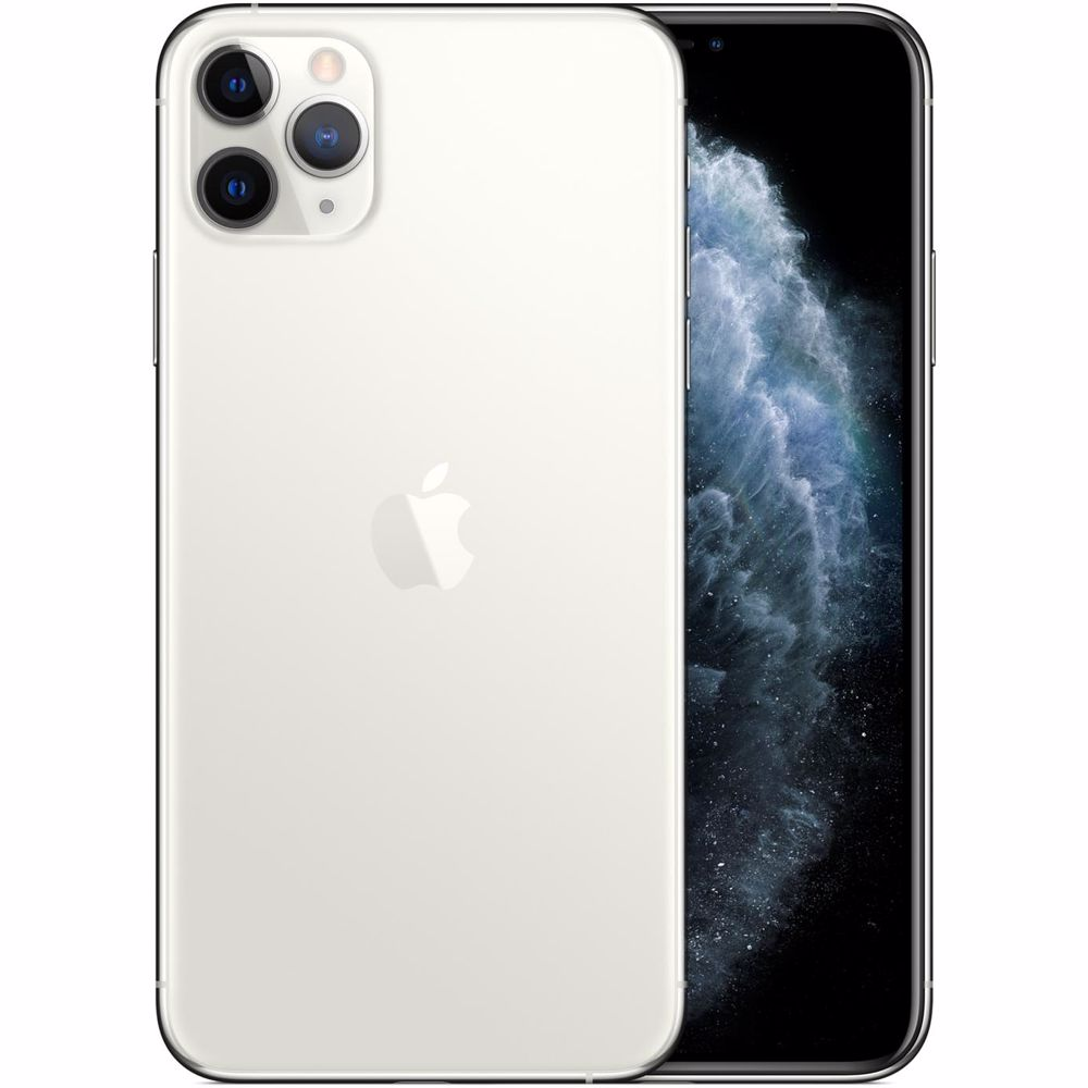 Apple iPhone 11 Pro Max - 64GB (Zilver)
