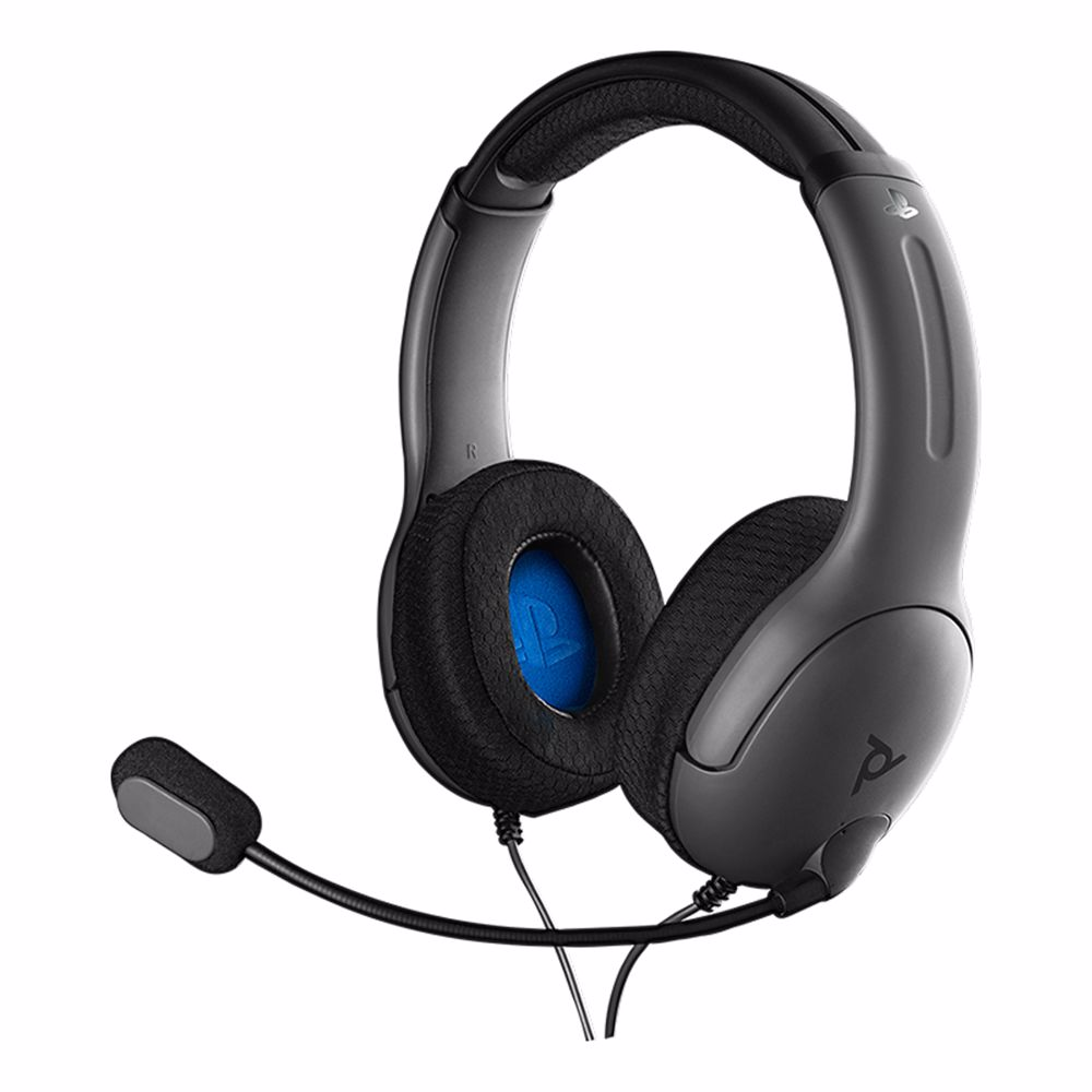 PDP LVL40 bedrade stereoheadset PS4