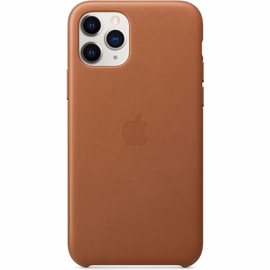 Apple telefoonhoesje iPhone 11 Pro (Bruin)