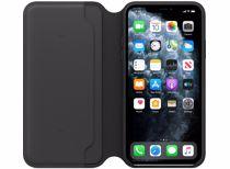 Apple folio-hoesje iPhone 11 Pro Max (Zwart)