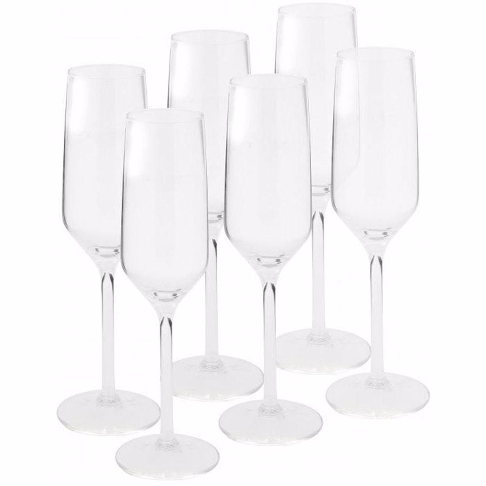 Alpina champagneglazen 22cl (6 stuks)