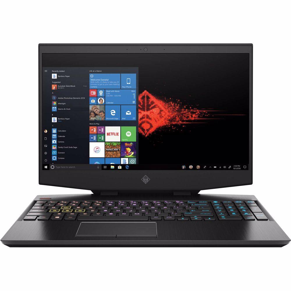 HP gaming laptop 15-DH0800ND