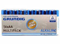 Grundig 16 pack AA batterijen