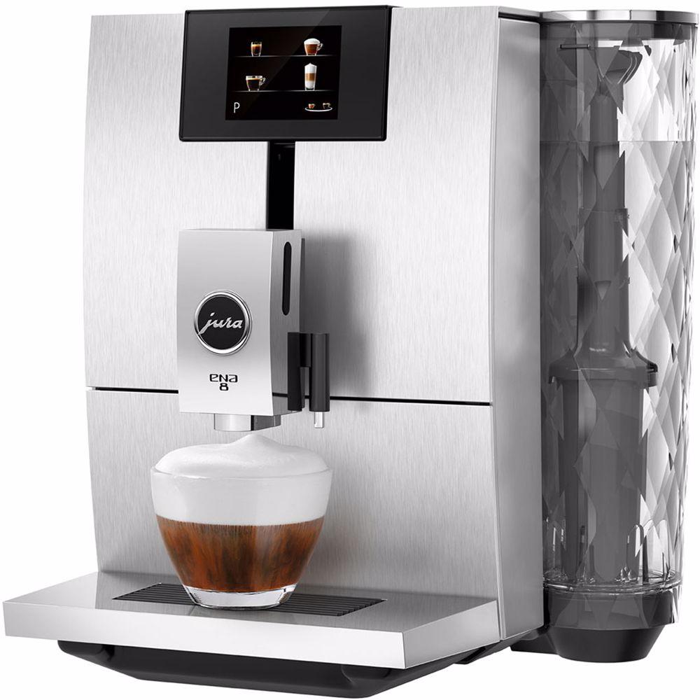 Jura espresso apparaat ENA 8 (Massive Aluminium)
