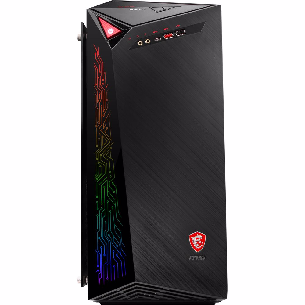 MSI gaming desktop INFINITE X PLUS 9SD-418EU
