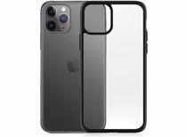 Panzerglass telefoonhoesje iPhone 11 Pro (Transparant/Zwart)