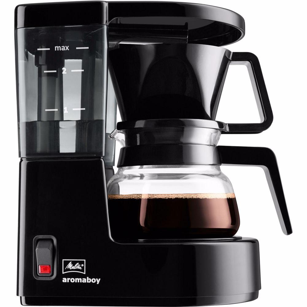 Melitta koffiezetapparaat Aromaboy 1015-02 (Zwart)
