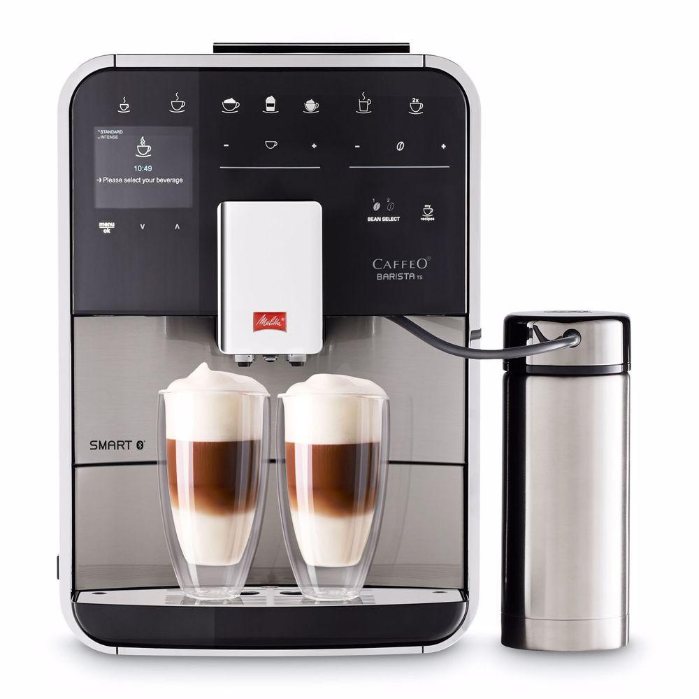 Melitta espresso apparaat Barista TS Smart F860-100