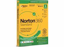 Norton 360 Standard (1U/1Y) Download-versie