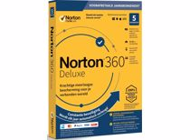 Norton 360 Deluxe (5U/1Y) Download-versie