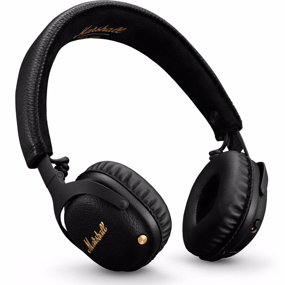 Marshall draadloze hoofdtelefoon Mid ANC BT (Zwart)