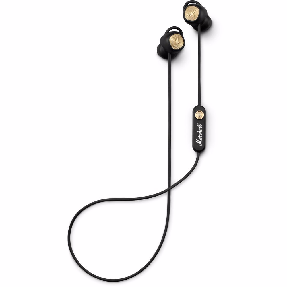 Marshall draadloze hoofdtelefoon Minor II in-ear BT (Zwart)