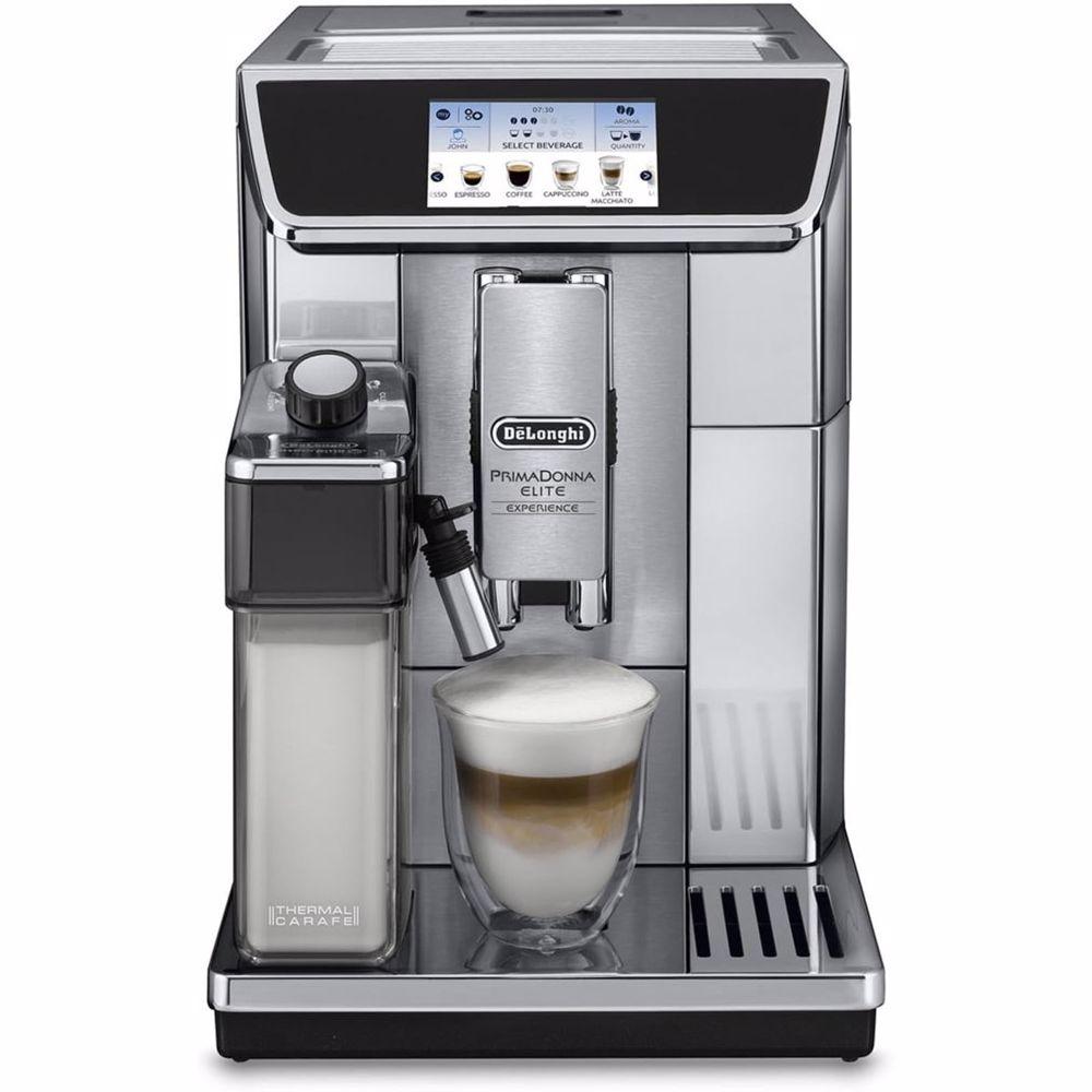 DeLonghi espresso apparaat PrimaDonna ECAM650.85.MS