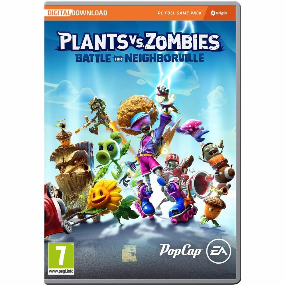 Plants vs Zombies: Battle for Neighborville (Code in a Box) PC