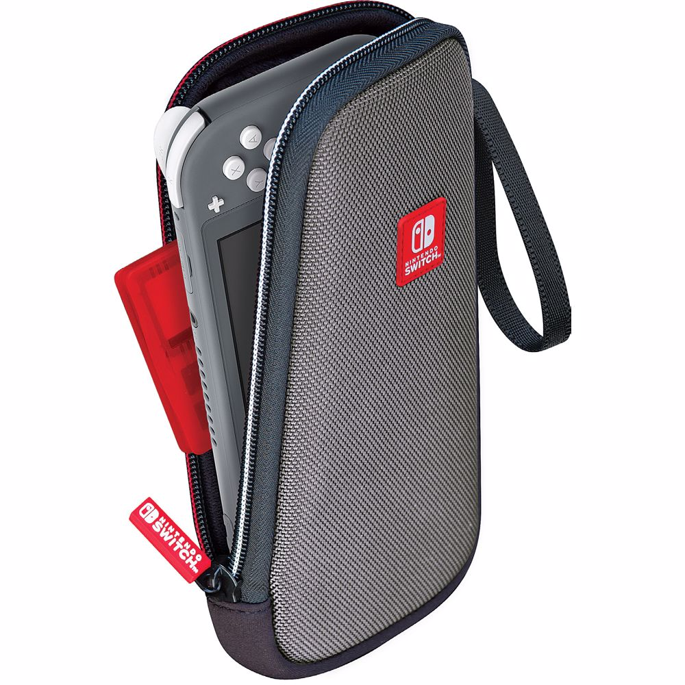 Bigben beschermhoes SlimCase Nintendo Switch Lite (Grijs)