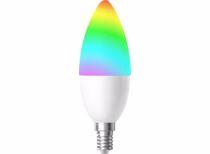 Woox sfeerverlichting Smart Bulb RGBW R5076 E14