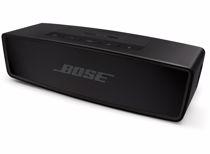 Bose bluetooth speaker SoundLink Mini II Special Edition (Zwart)