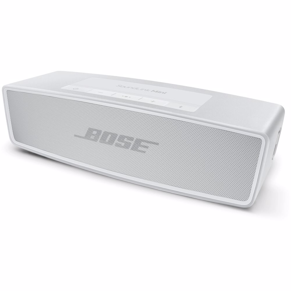 Bose bluetooth speaker SoundLink Mini II Special Edition(Silver)