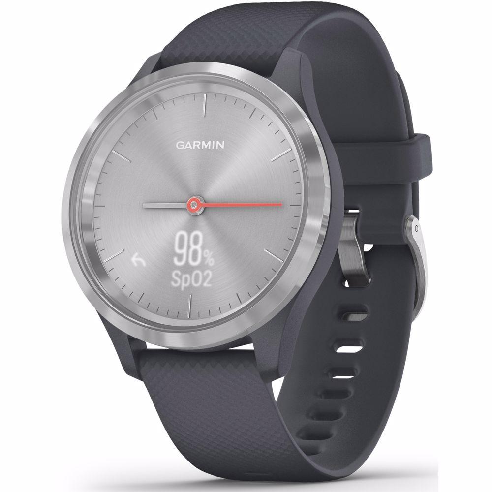 Garmin smartwatch Vivomove 3 Sport (Grijs)