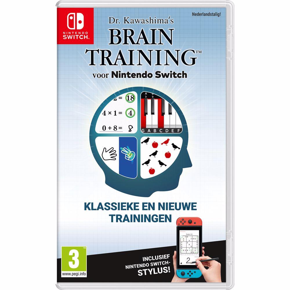 Brain Training Switch