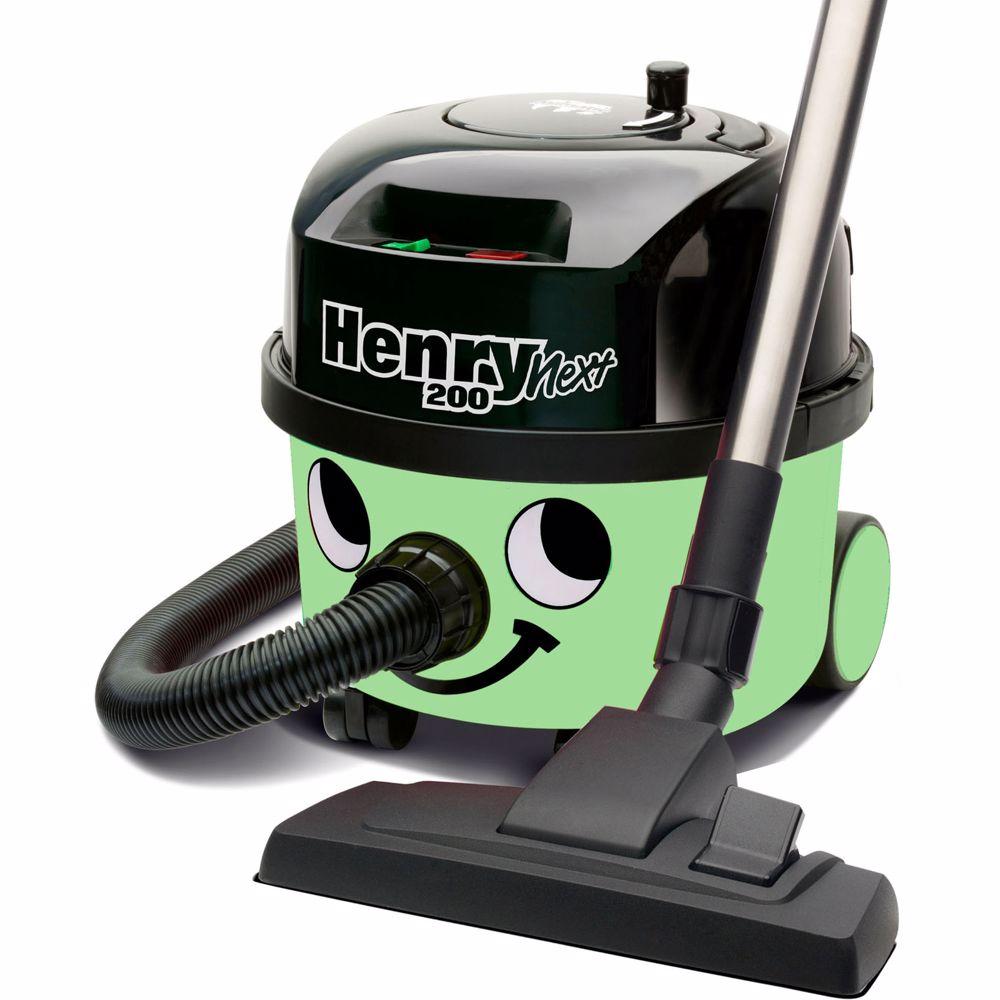 Numatic stofzuiger Henry Next HVN-205 (Groen)