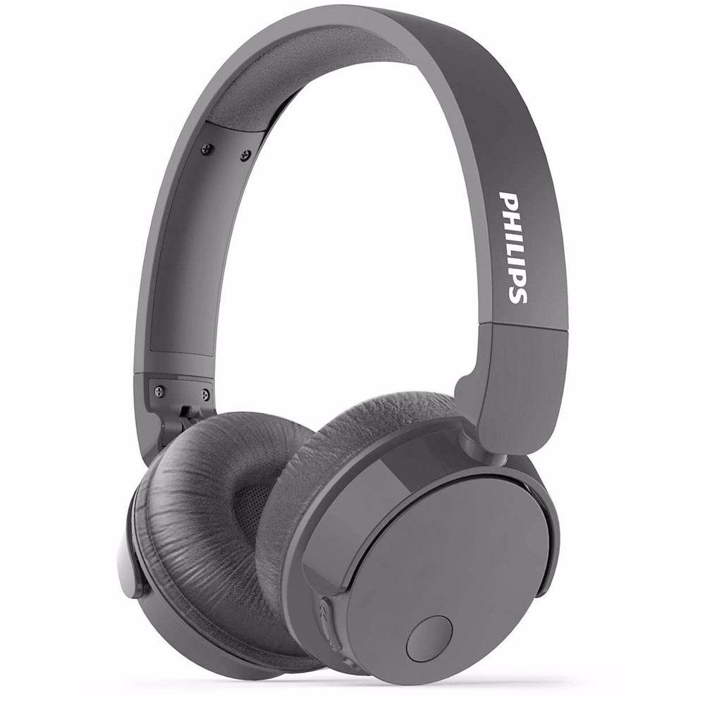 Philips draadloze hoofdtelefoon BASS+ TABH305 (Zwart)