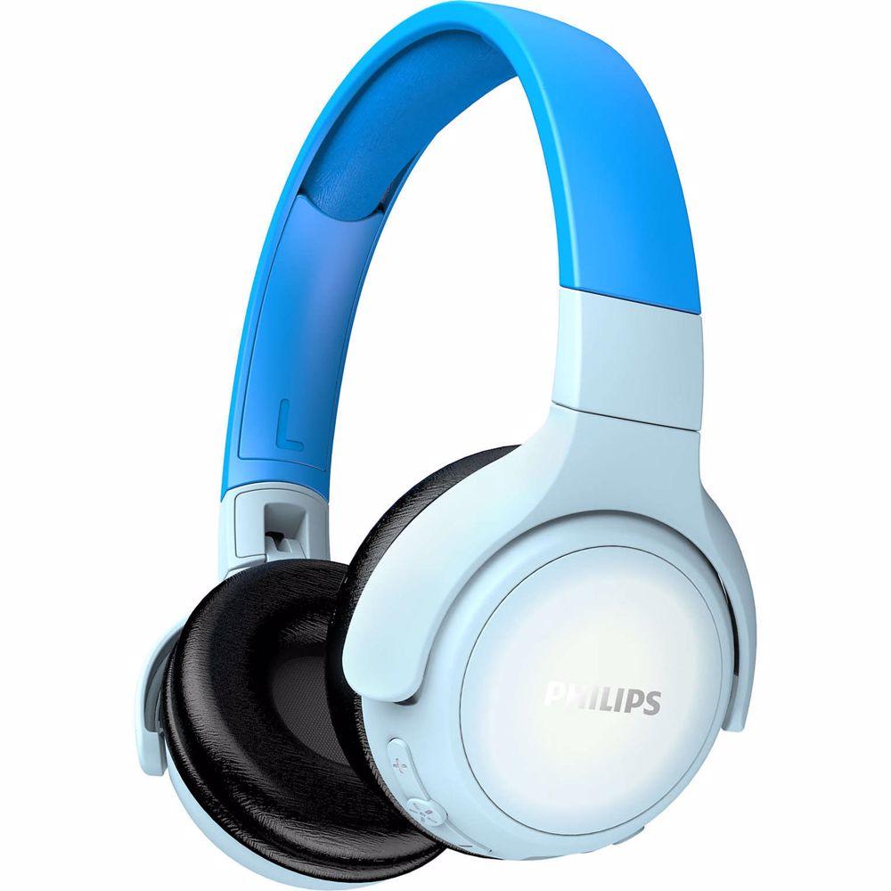 Philips draadloze hoofdtelefoon TAKH402 (Blauw)