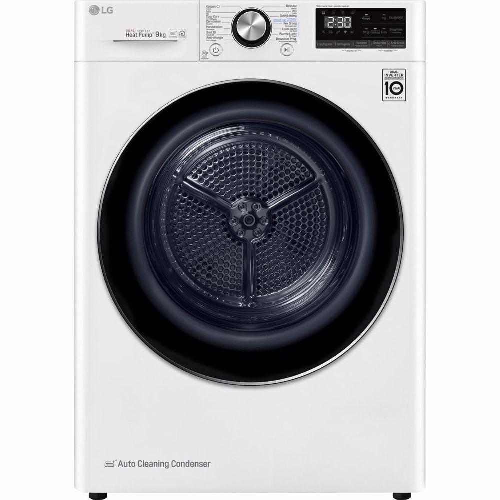 LG warmtepompdroger RC90V9AV3Q