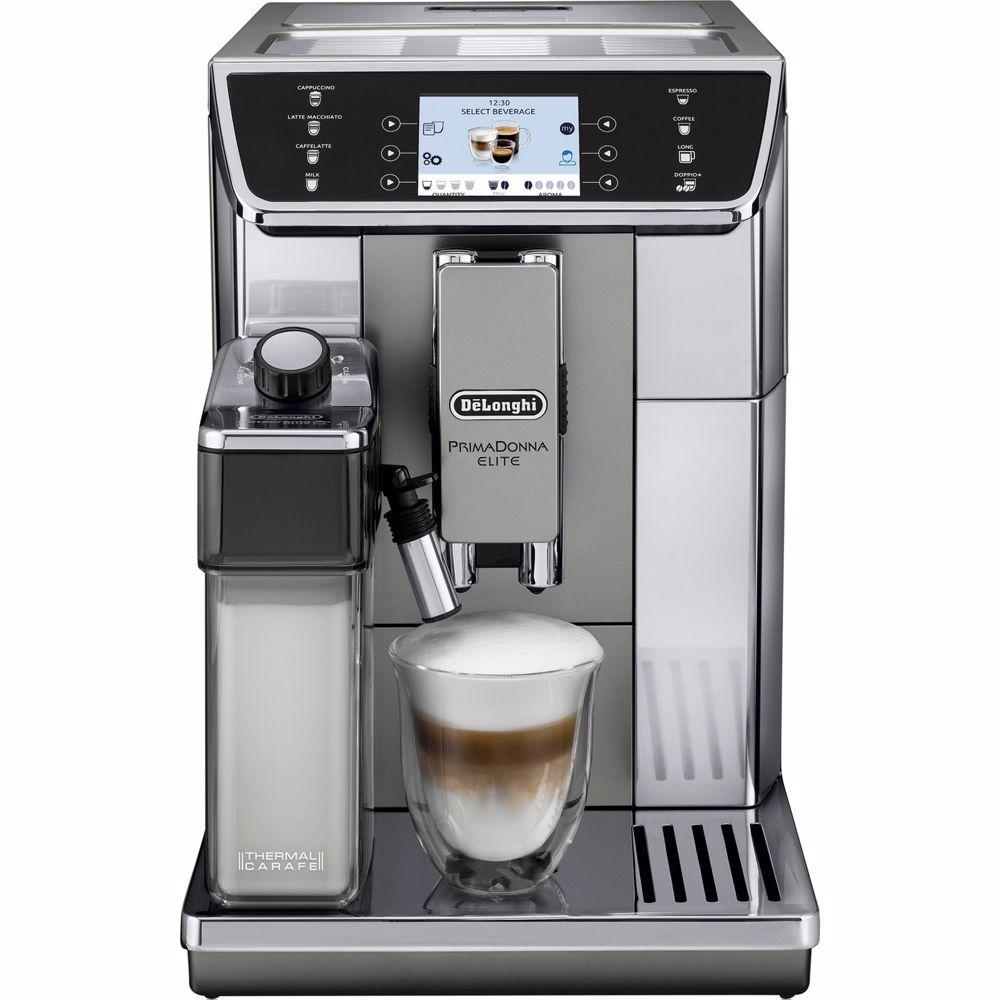 De'Longhi espresso apparaat PrimaDonna Elite ECAM 650.55.MS