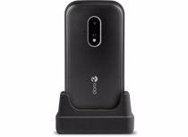 Doro senioren mobiele telefoon 7030 (Zwart)