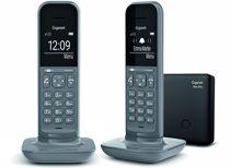 Gigaset DECT telefoon CL390A (Grijs)