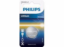 Philips knoopcel batterij CR2430/00B